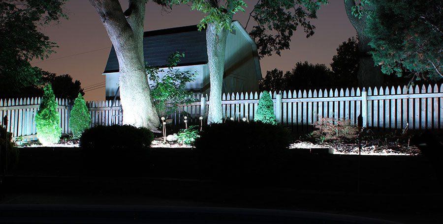 Astounding Easy To Install Led Landscape Lighting Super Bright Leds Wiring Digital Resources Nekoutcompassionincorg