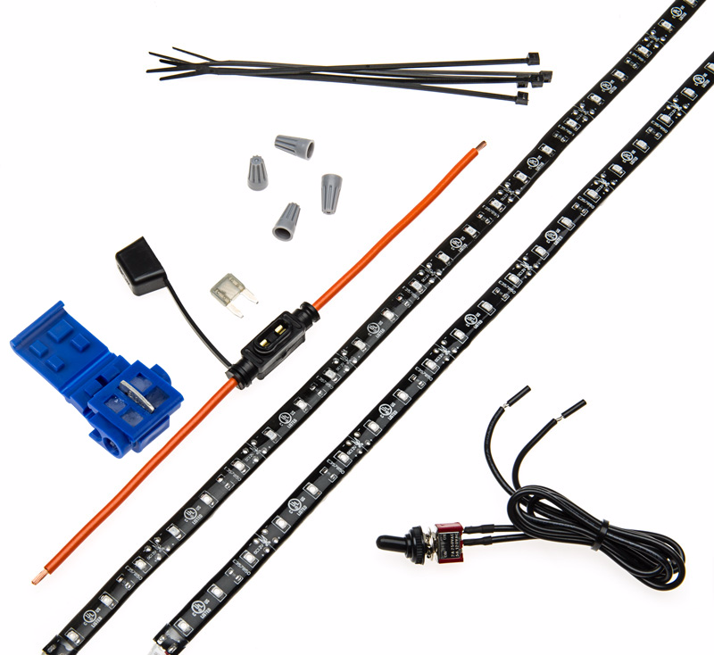 father's day gifts - vehicle LED strip light kits