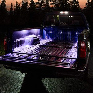 father's day gifts - LED strip lights in truck bed