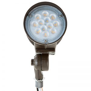 Knuckle-Mount LED Spotlight - Bullet Style - 28 watt