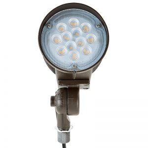 Knuckle-Mount LED Spotlight - Bullet Style - 20 watt