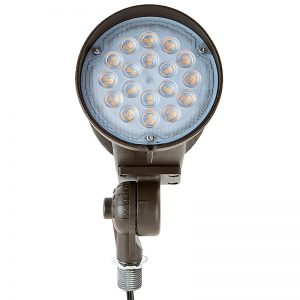 Knuckle-Mount LED Spotlight - Bullet Style - 30 watt
