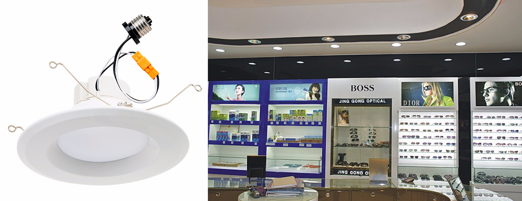 The Do S And Don Ts Of Led Retail Lighting Super Bright Leds