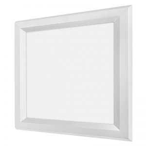 flush-mount led panel light - 1x1