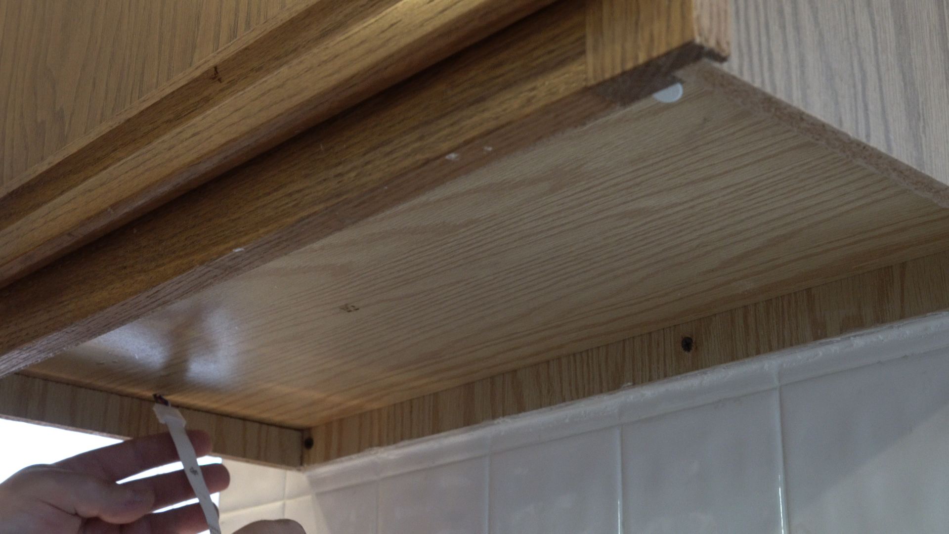 Above-Cabinet and Under-Cabinet LED Lighting: How to Install LED Strip Lights - step 28-1