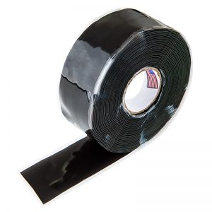 LED strip lights - silicone electrical tape