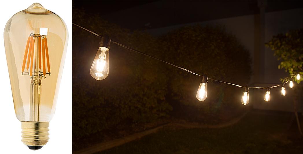 Celebrate Fall With LED String Light Sets - superbrightleds.com