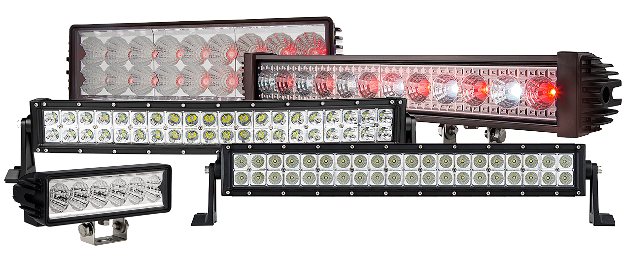 led hunting lights - off-road LED light bars