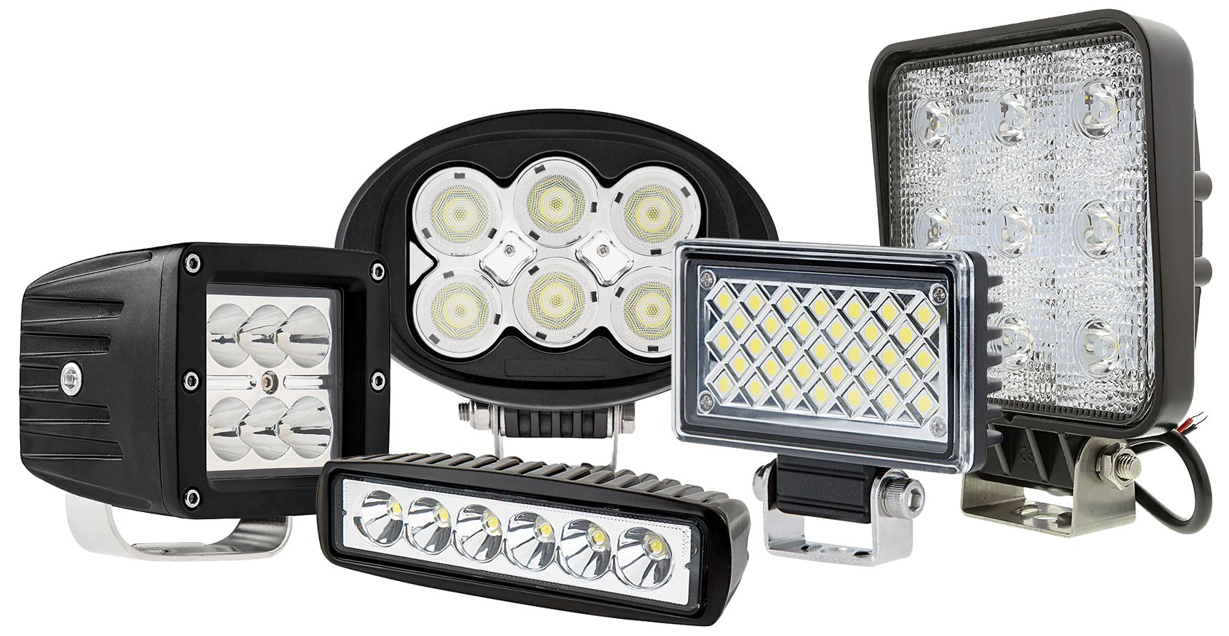LED hunting lights - LED work lights