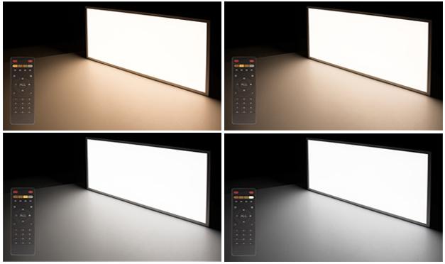 tunable white led classroom lighting panel
