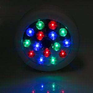 rv led lights and led camper lights - rgb led stick up light