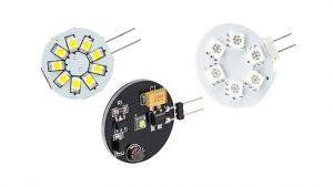 rv led lights and led camper lights - bi-pin led bulbs