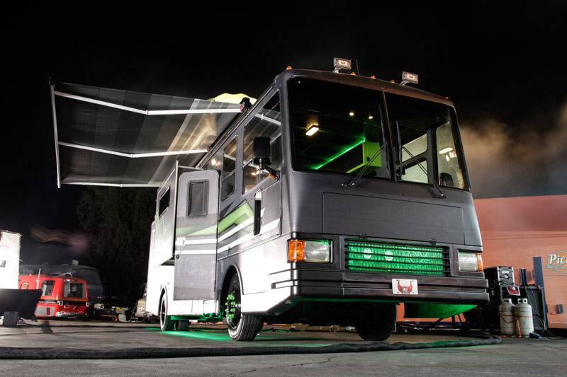 rv led lights and led camper lights - underglow led strip lights