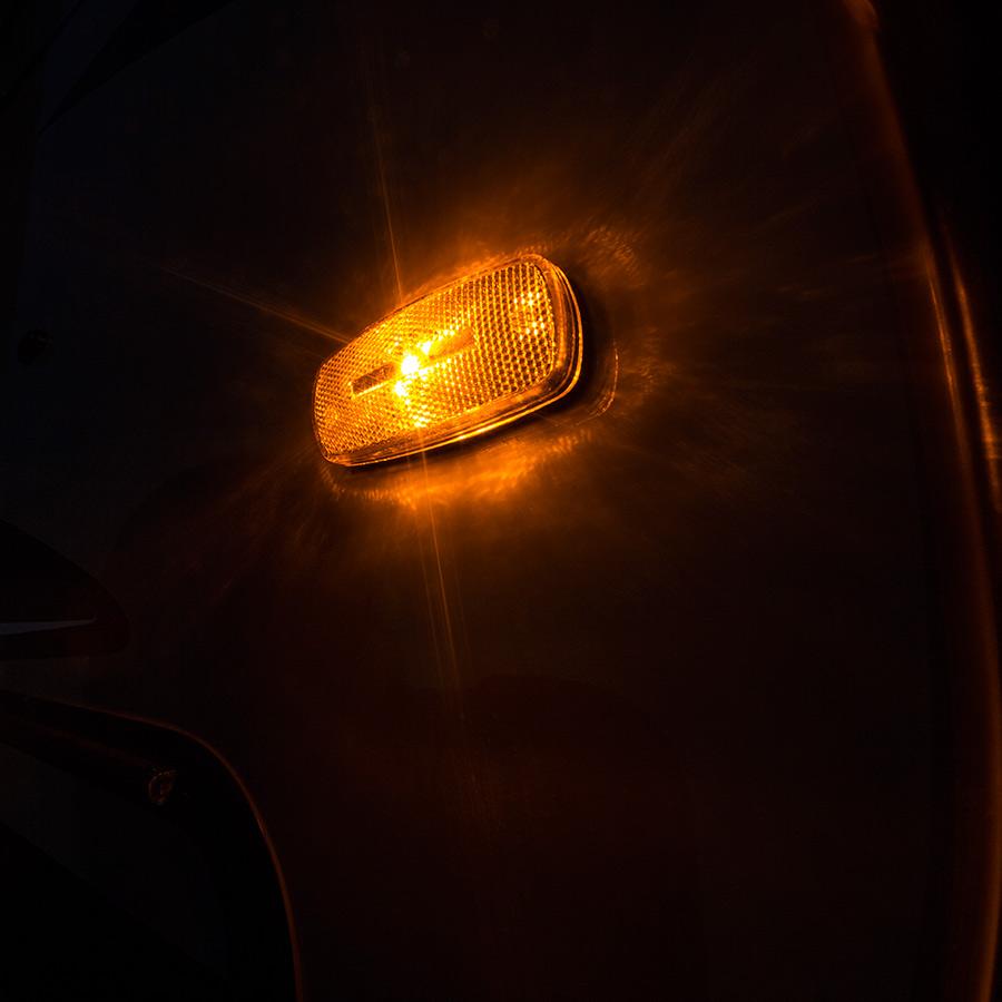 rv led lights and led camper lights - rv porch light