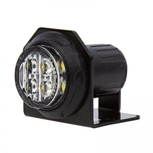 LED Hideaway Strobe Lights with bracket