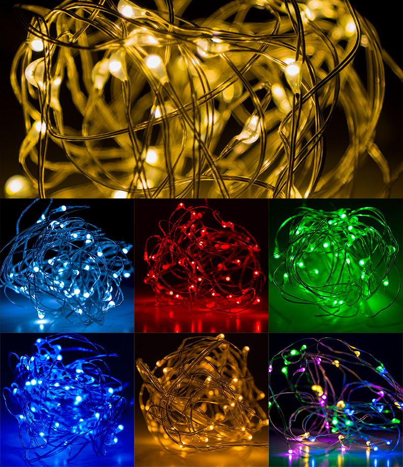 LED wedding lights - LED fairy lights