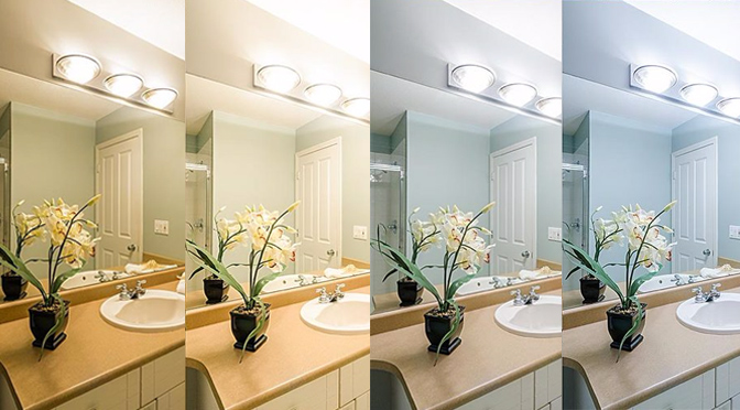 Light Bulb Color Temperature How To A Room