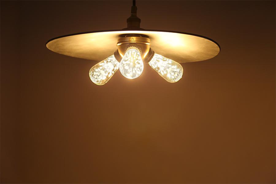 LED restaurant lighting - LED firework bulbs