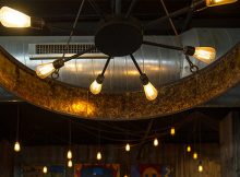 LED Restaurant Lighting - ceiling light fixture