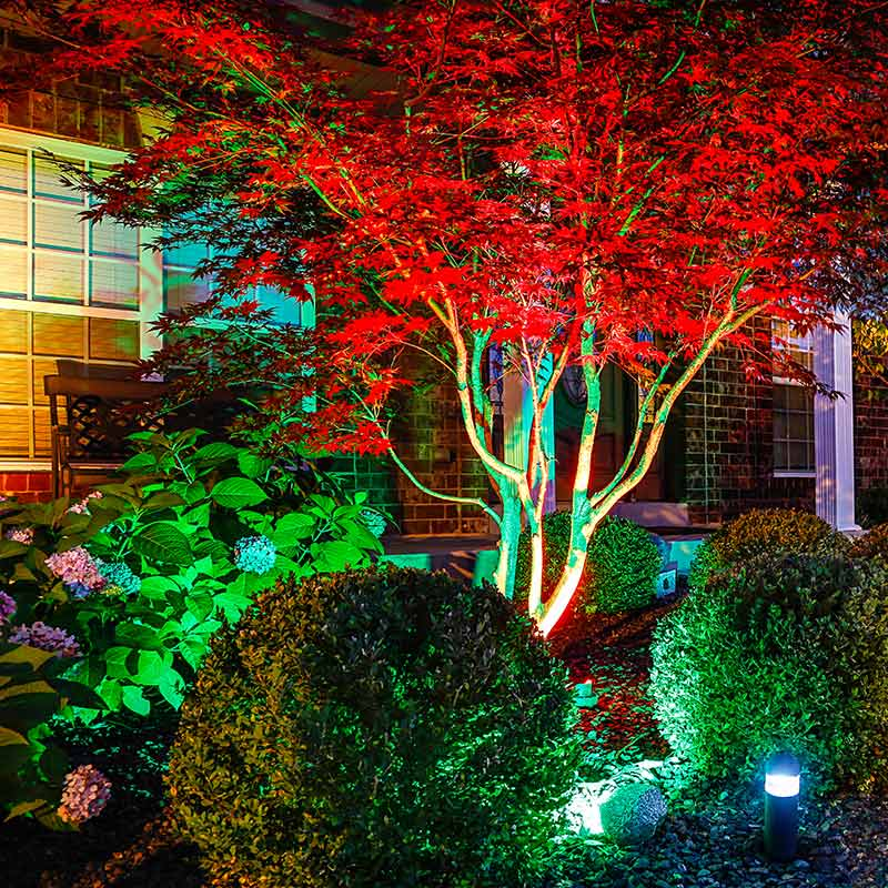 Landscape Lighting Ideas: LED Landscape Lighting Ideas For Creating An Outdoor Oasis
