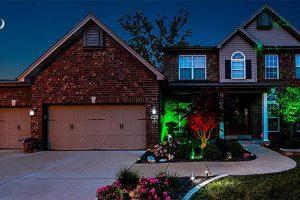 outdoor LED landscape lights types