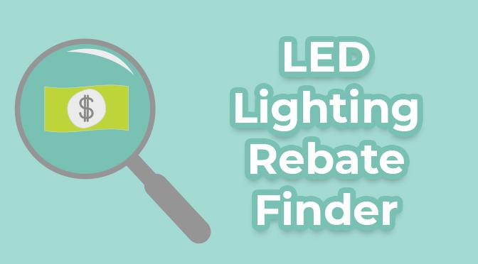 LED Lighting Energy Rebates