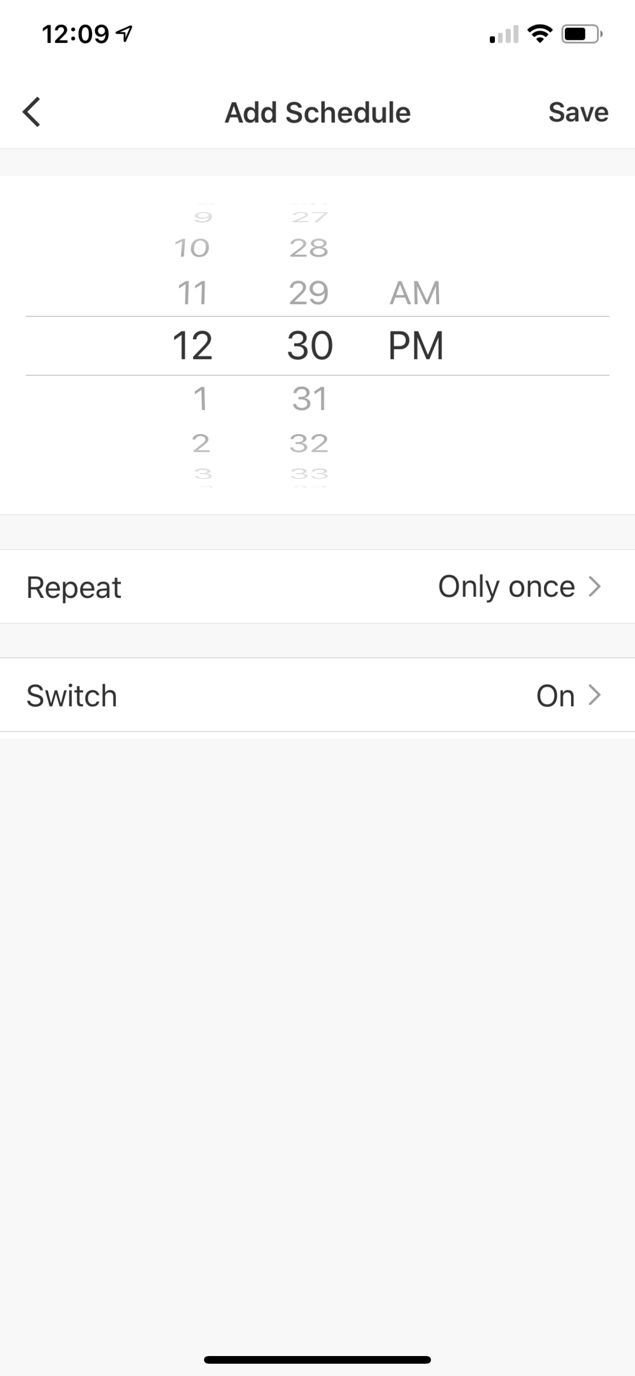 Alexa/Google Wifi LED Strip Light Controllers - scheduling