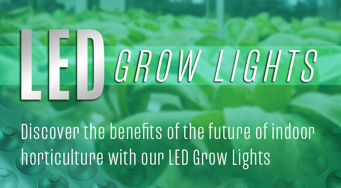 Major Benefits Of Led Grow Lights Super Bright Leds