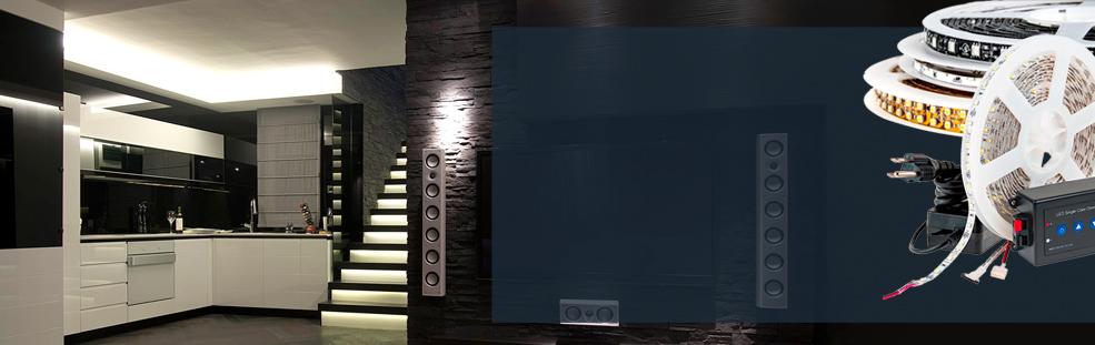 LED Off-Grid Light Strips