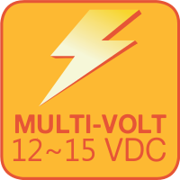 Multi-Volt Operation