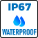 Waterproof IP67