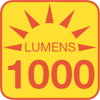 LPR-xK7-12 outputs up to 1000 lumens