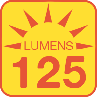 67-x12-CAR outputs up to 125 lumens