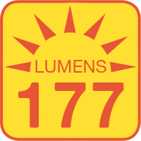 H3-W27-CB outputs up to 177 lumens
