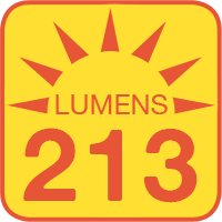 RLMK-x9-8 outputs up to 213 lumens