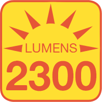 SLKM-x20-60-12V outputs up to 2300 lumens