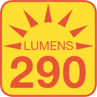 3156-x27-T-CAR outputs up to 290 lumens