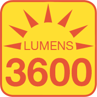 FLCKM-40K30 outputs up to 3600 lumens
