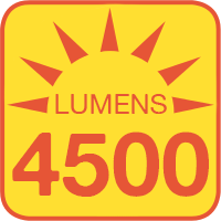 SLLP-x4-42 outputs up to 4500 lumens