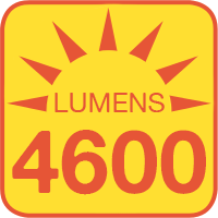 FLSC2-x50 outputs up to 4600 lumens