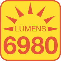 FLKM-x70-80 outputs up to 6980 lumens