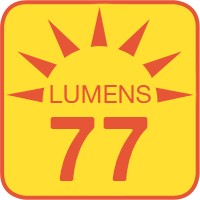 RT-W24 outputs up to 77 lumens
