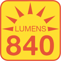 A19-x14 outputs up to 840 lumens