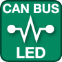 CAN Bus Compatible Bulb