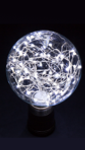 G30/G95 Cool White LED Fairy Light Bulbs