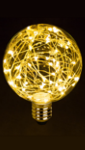 G30/G95 Warm White LED Fairy Light Bulbs