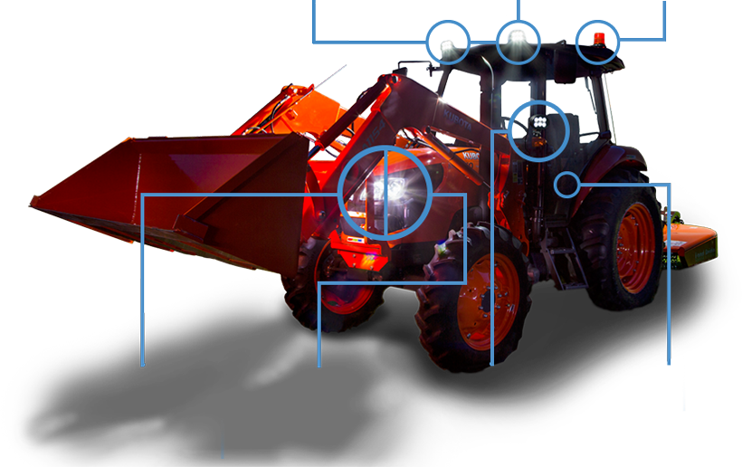 Tractor Application Guide