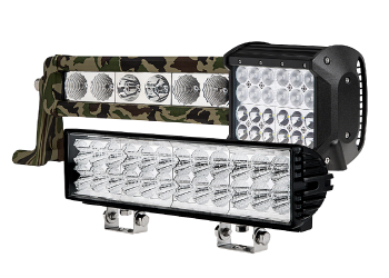 Led light bars for trucks super bright leds all light bars aloadofball Image collections
