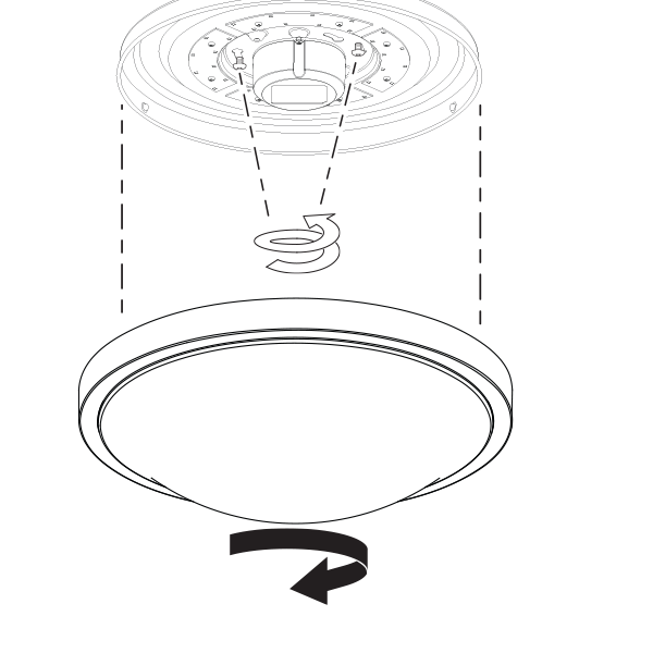 led flush mount ceiling light