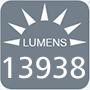7800 lumens